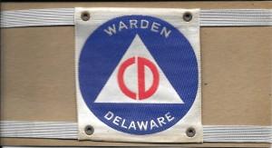 CD Warden Armband