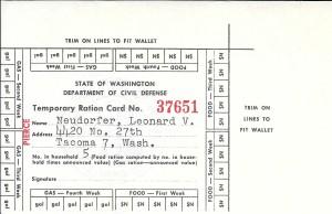 Washington Ration Card (1)